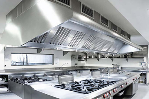Nigel Stoves Plumbing & Heating - Catering gas appliances