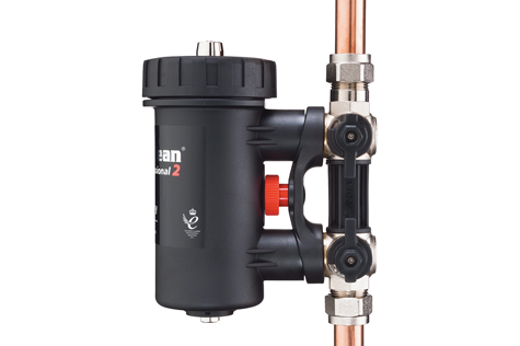 Nigel Stoves Plumbing & Heating - Magnetic filtration system