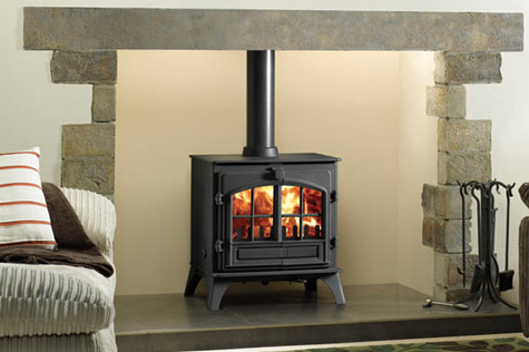 Nigel Stoves Plumbing & Heating - Wood burning stoves